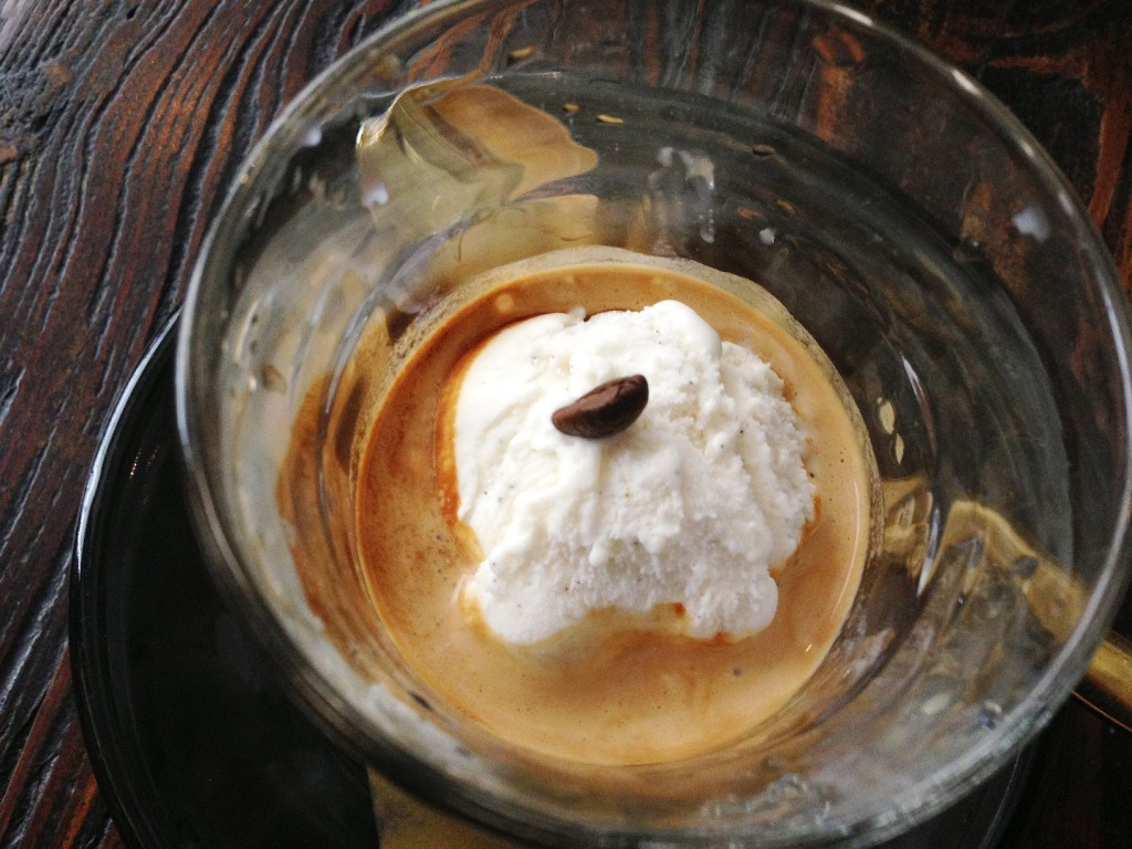 Affogato at Coffee Academics (Causeway Bay)