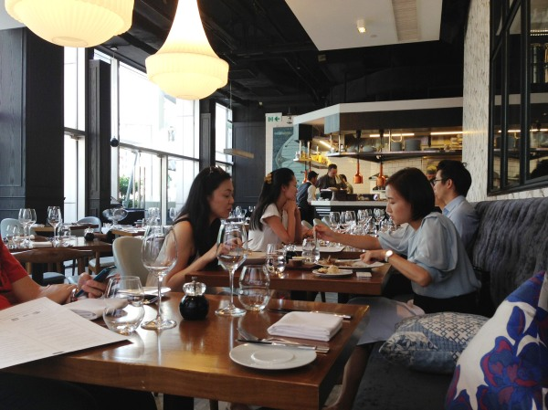 Madame Sixty Ate in Wan Chai