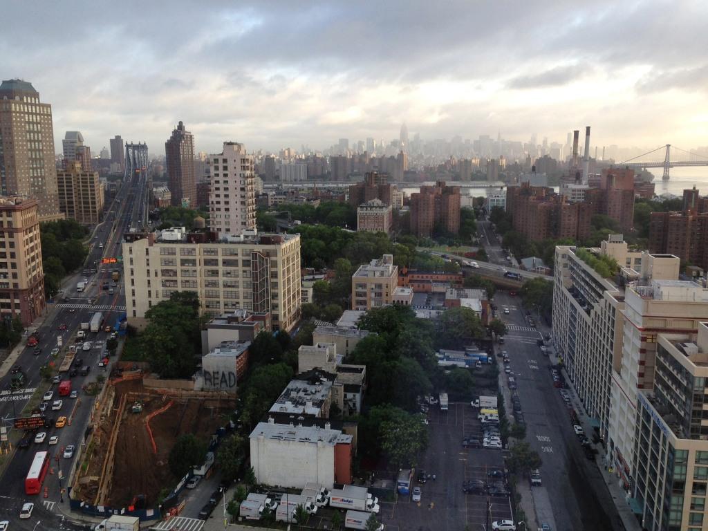(Sort of) missing my beloved NYC...