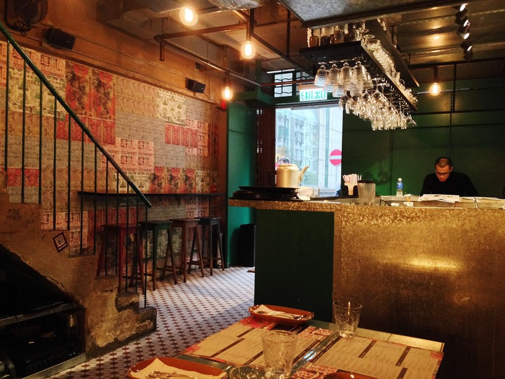 The laid-back vibe at Chachawan, serving up intensely flavored Issan Thai cuisine