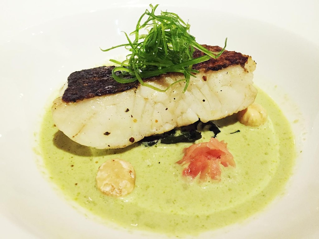 Wild Rocket continues its seafood specialties with another winner -