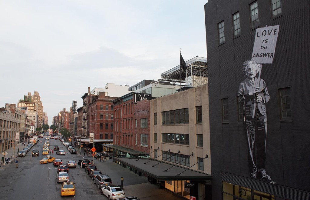 MePa, viewed from the High Line