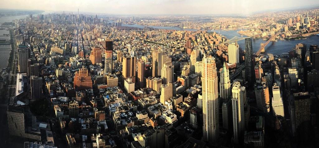 NYC's stunning cityscape
