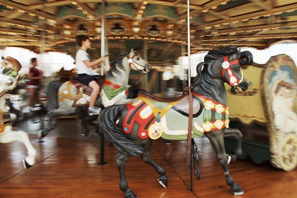 Jane's Carousel!